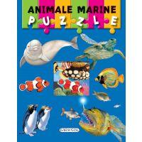 EG0204_001 Carte Puzzle Girasol, Animale marine