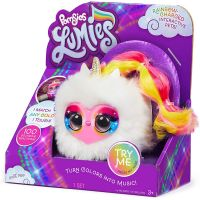 S02248 PIXIE POP Jucarie de plus interactiva Pomsies Lumies, Pixie Pop