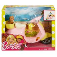 Scooter de jucarie Barbie FRP56_1