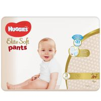 9401485 Scutece Huggies Chilotel Elite Soft Pants Giga, nr 4, 9-14 kg, 56 buc