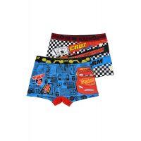 20190162SET2 Set boxeri de baieti cu imprimeu McQueen, Cars
