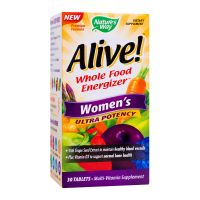 Alive Women's Ultra, 30 tablete filmate, Nature's Way, Secom