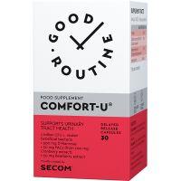 Comfort-U, 30 capsule vegetale, Good Routine, Secom