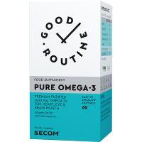 Pure Omega-3, 60 capsule moi, Good Routine, Secom