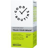 Train-Your-Brain, 60 capsule vegetale, Good Routine, Secom