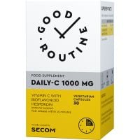 SECOM-200012_001w Daily-C, 1000 mg, 30 capsule, Good Routine, Secom