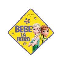 Semn auto Seven Bebe la bord - Disney Frozen_2