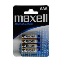 Set 4 baterii MAXell AAA R3