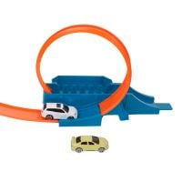 Set doua masinute Motormax Die-Cast Color Twisters