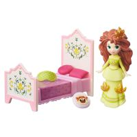Set figurina Disney Frozen Micul Regat - Dormitorul Annei