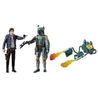 Set figurine Star Wars Force Link - Han Solo & Boba Fett