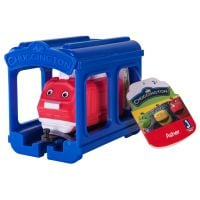 Set locomotiva si garaj Chuggington - Asher