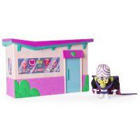 Set tematic cu figurina Powerpuff Girls - Magazinul de bijuterii