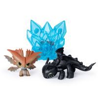 Set 2 figurine How To Train Your Dragon 20109068