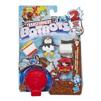 Set 5 figurine BotBots Toilet Troop