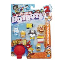 Set 8 figurine BotBots Greaser Gang E3494