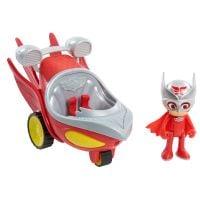 Set bufniplanor si Bufnita PJ Mask Speed Booster