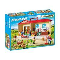 Set cutie de joaca Playmobil Country - Casuta de la tara (4897)