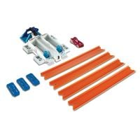Set de joaca Circuit masini Hot Wheels Track Builder system, DJD68