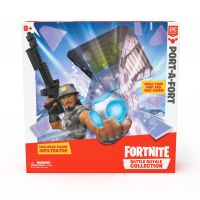 Set de joca cu figurina Fortnite Battle Royale - Port A Fort