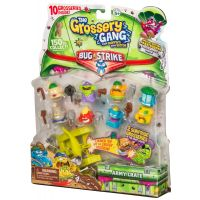 Set figurine Grossery Gang (10 figurine) - Sezonul 4