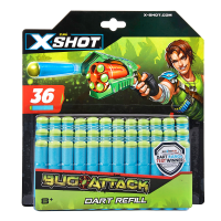 Set Gloante de rezerva X-Shot 36 pcs 4836