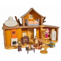 Set Masha Play - Big Bear House 109301032