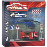 Set masinute City SOS Majorette 212058585038_2