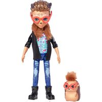 Set papusa cu animalut arici Mattel Enchantimals FNH22