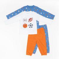 Set pijamale cu maneca lunga, Zippy 20212483