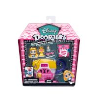Set tematic de joaca Disney Doorables Mickey House 69412