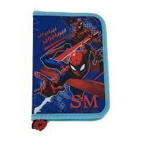 SMN04731_001w Penar cu fermoar si doua flapsuri Spiderman