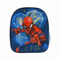 SMN12301_001w Ghiozdan 3D cu 1 compartiment Spiderman