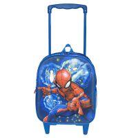 SMN50301_001w Ghiozdan tip troler Spiderman