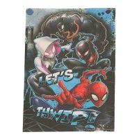SMN951-05_001w Coperta Caiet A5, Spiderman