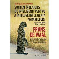 Suntem indeajuns de inteligenti pentru a intelege, Franz de Waal