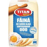 SZ5998_001w Faina de grau Titan 000, 1 kg