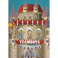 Carte de colorat Castele Girasol - Colectia Teamboys