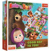 TF01784_001w Joc de societate Trefl, Masha si Ursul, Good day to you!