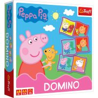 TF02066_001w Joc de societate Trefl, Peppa Pig, Domino