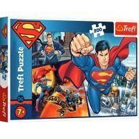 Puzzle Trefl 200 piese, Superman