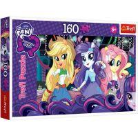 TF15311_001w Puzzle Trefl, My Little Pony, La bal, 160 piese