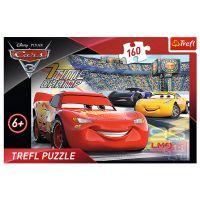 Puzzle Trefl, Disney Cars, Accelereaza! 160 piese