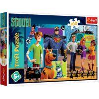 TF16391_001w Puzzle Trefl, Scooby Doo! Unde esti 100 piese