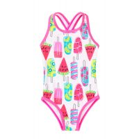20211331 Costum de baie cu imprimeu inghetata Minoti TG Swim