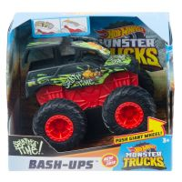 Masinuta Hot Wheels Bash Ups, Splatter Time GCF96