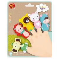 TL-19_001w Jucarie de rol Finger Puppet, Diverse Animale