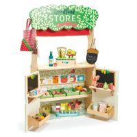 TL8256 Set de joaca, Magazin teatru de marionete, din lemn, Tender Leaf Toys