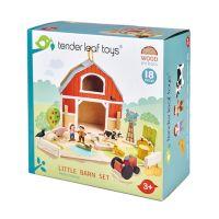TL8301_001 Set de joaca, Micul hambar din lemn, Tender Leaf Toys, Little Barn,
