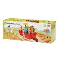 TL8357 Roaba cu unelte de gradinarit Tender Leaf Toys, 31 piese